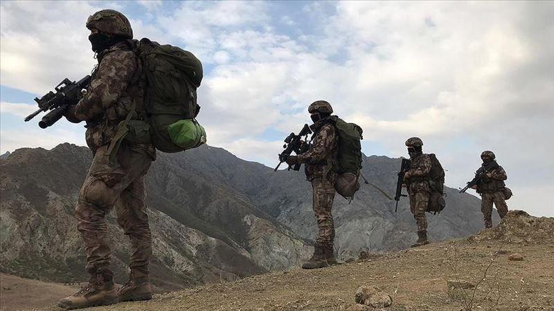 Barış Pınarı Harekatı bölgesinde 4 terörist etkisiz hale getirildi