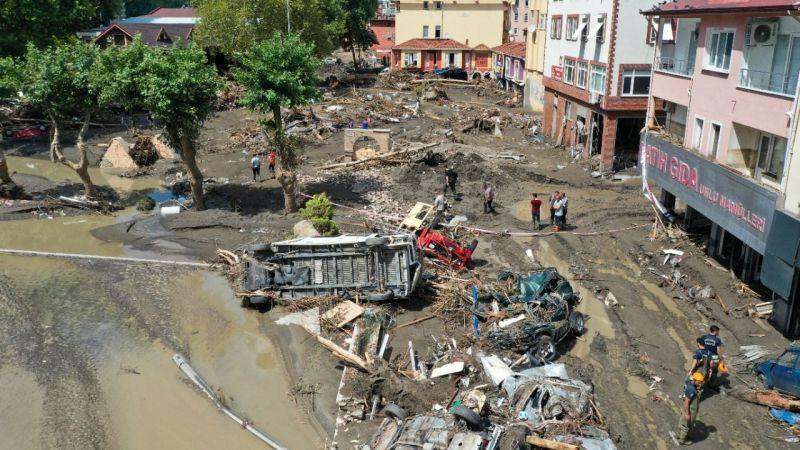 Sel nedeniyle ölenlerin sayısı 71'e yükseldi
