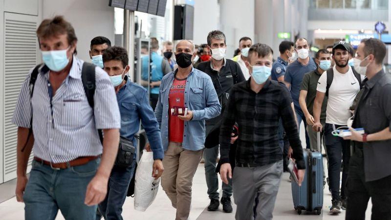 THY, Afganistan'daki Türk vatandaşlarını yurda getirdi