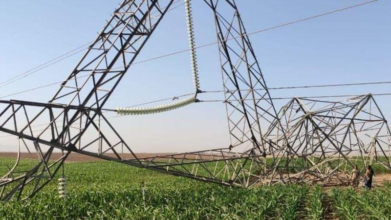 Terör örgütü DEAŞ, Irak'ın Kerkük ve Erbil kentleri arasındaki elektrik hatlarına saldırdı