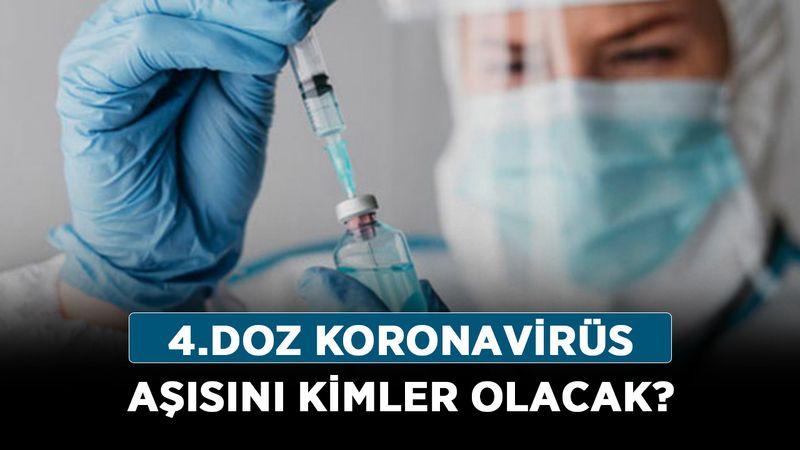 4.doz koronavirüs aşısını kimler olacak? 4.doz aşı ne zaman, e-Nabız randevusu nasıl alınır?