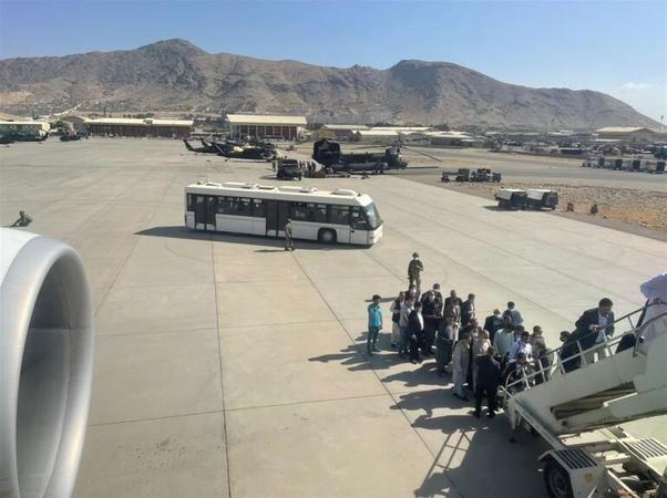 Pentagon'dan 'Kabil Havalimanı' açıklaması: Türkiye ile birlikte çalışıyoruz