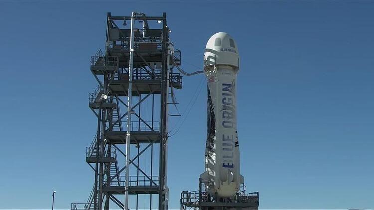 Jeff Bezos'un sahibi olduğu Blue Origin, NASA'yı dava ediyor