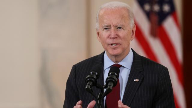 ABD Başkanı Joe Biden, Afganistan konusunda bugün açıklama yapacak