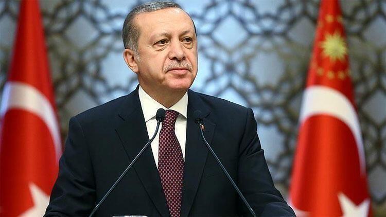 Cumhurbaşkanı Erdoğan, BAE Ulusal Güvenlik Danışmanı'nı kabul etti