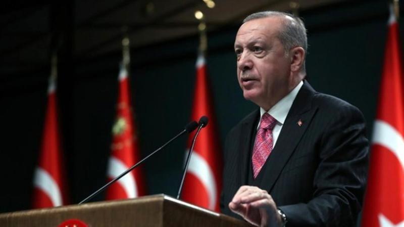 Cumhurbaşkanı Erdoğan'dan kentsel dönüşüm açıklaması