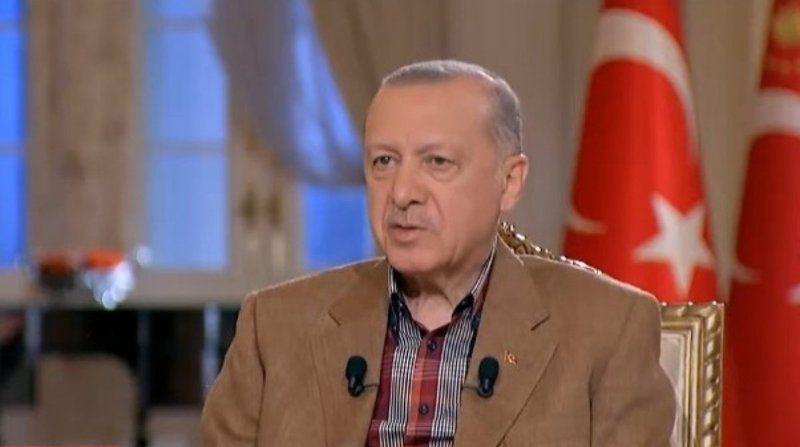 Talibanla görüşme olacak mı? sorusuna Cumhurbaşkanı Erdoğan yanıt verdi