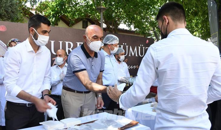 Konya'da Aşure Geleneği Yaşatılıyor