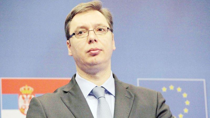 Sırp medyası katilin elinde!