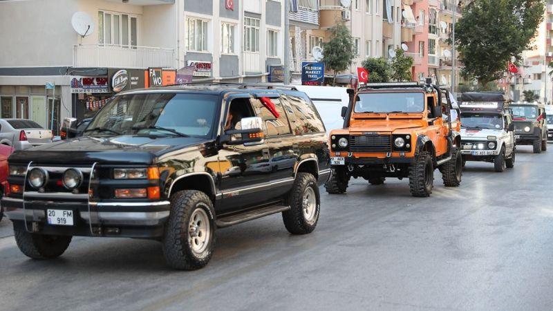 Petlas 2021 Türkiye Off-Road Şampiyonası'nın ikinci ayağı  Denizli'de yapılacak