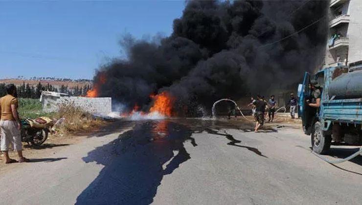 Terör örgütü PKK/YPG yine sivilleri hedef aldı: 3 ölü