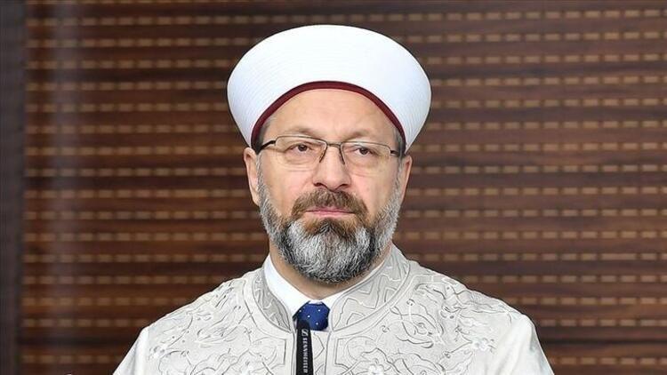 Diyanet İşleri Başkanı Ali Erbaş: Hz. Hüseyin, müminlerin zihin ve gönül dünyalarında taht kurmuştur