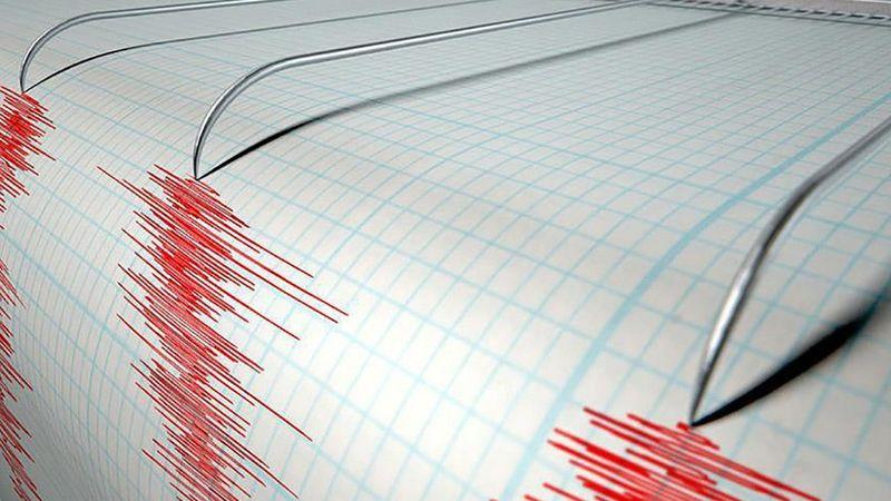 Datça açıklarında 4.7 büyüklüğünde deprem