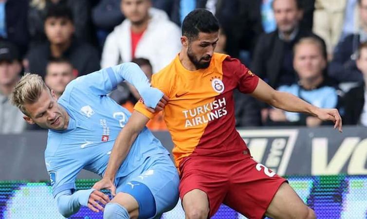 Galatasaray tur şansını İstanbul'a bıraktı