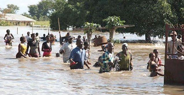Nijerya'da sel felaketi: 454 ev yıkıldı