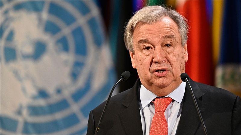 BM Genel Sekreteri Guterres, Taliban ile konuşmaya hazır olduğunu söyledi