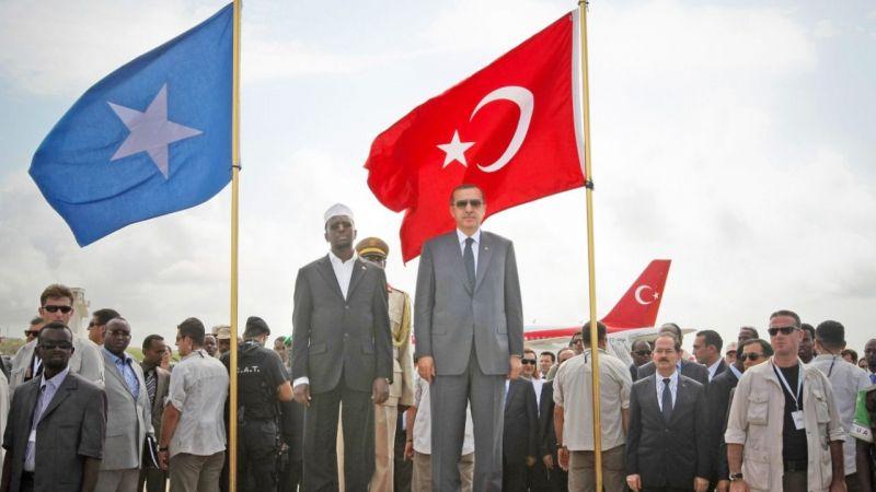 'Türkiye'nin amacı sömürü değil ihya etmek'