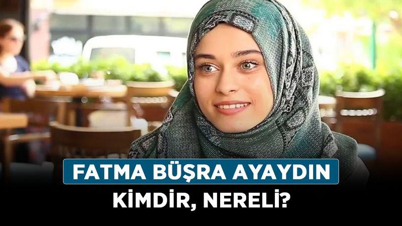 Fatma Büşra Ayaydın kimdir, nereli? Fatma Büşra Ayaydın hangi dizilerde oynadı, evli mi?