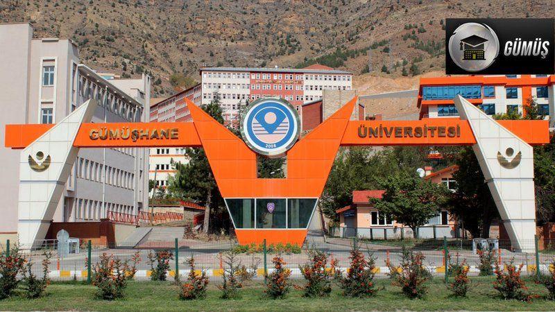 Gümüşhane Üniversitesi 14 öğretim üyesi alacak