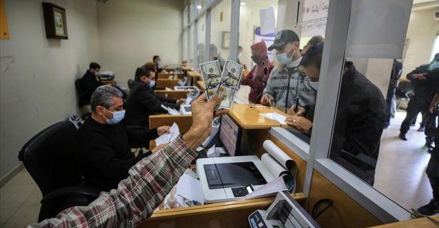 Katar, Gazzelilere nakdi yardım gönderecek