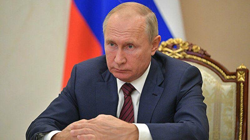 Rusya Devlet Başkanı Putin, Taliban'ın verdiği sözü tutmasını umduğunu söyledi