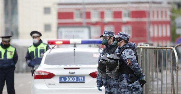 Rusya'da neler oluyor? Camide ibadet eden 600 Müslüman gözaltına alındı