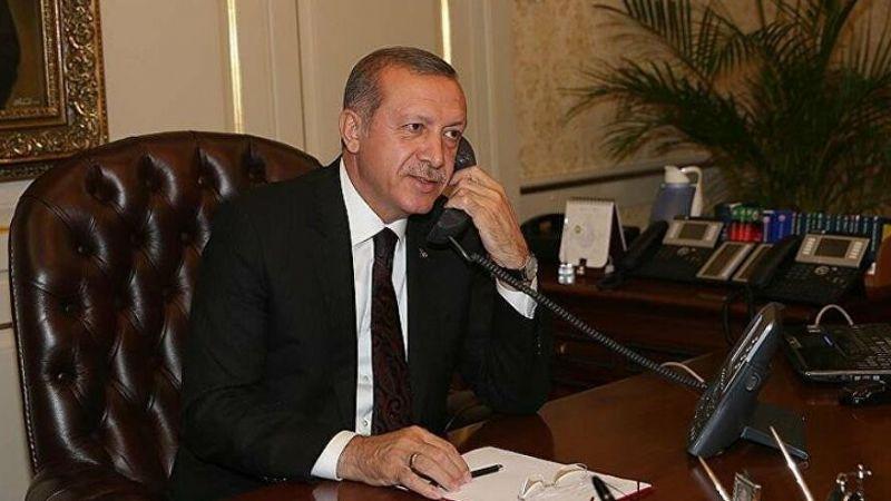 Cumhurbaşkanı Erdoğan, Irak Başbakanı Mustafa Kazımi ile telefonda görüştü