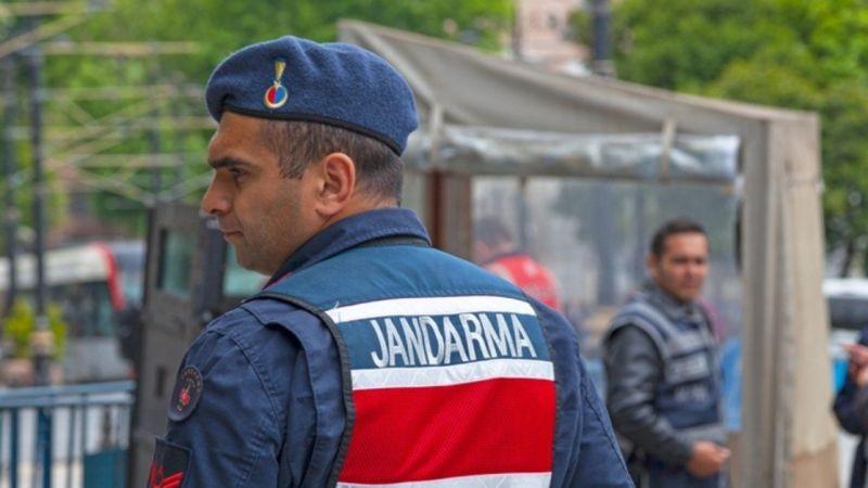 Ankara jandarma ekipleri Afganistan uyruklu 4 düzensiz göçmen yakaladı