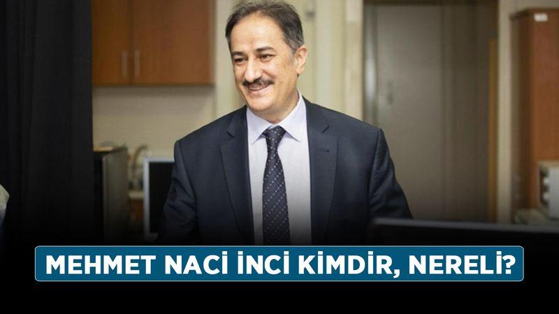 Mehmet Naci İnci kimdir, nereli? Rektör Mehmet Naci İnci kaç yaşında?