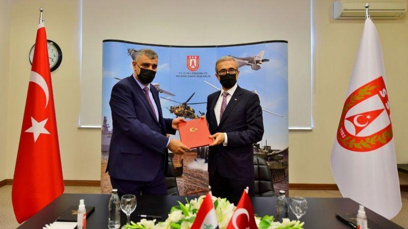 Türkiye savunmadaki atılımını sürdürüyor: Irak'la iş birliği anlaşması!