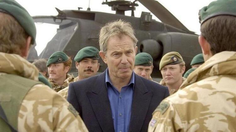 Eski İngiltere Başbakanı Tony Blair'den ABD'ye sert Afganistan eleştirisi