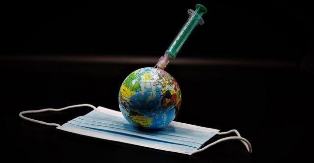 Dünyada 4,93 milyarın üzerinde aşı uygulandı
