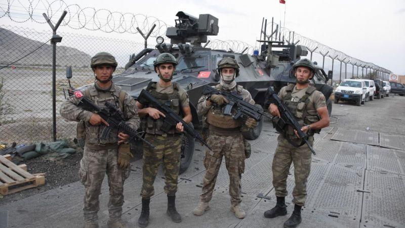 Kabil'de omuz omuza görev: Tek millet iki devlet!