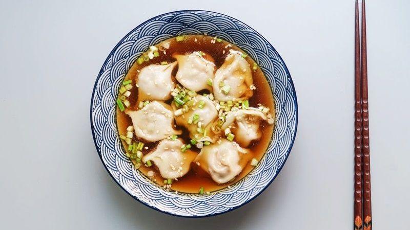 MasterChef Çin çorbası tarifi! İşte Sebzeli mantılı Wonton çorbası yapılışı ve malzeme listesi!