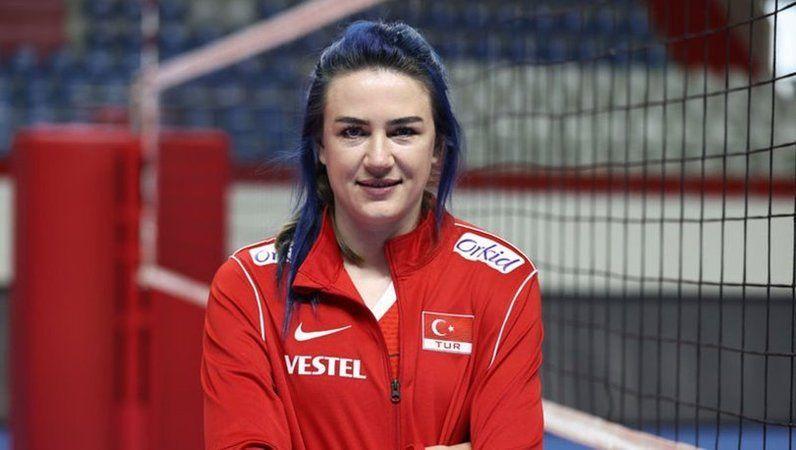 Meryem Boz nereli, boyu kaç? Türk milli voleybol takımı oyuncusu Meryem Boz kimdir, kaç yaşında?