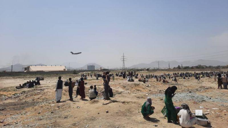 NATO: Kabil havalimanındaki tahliyeler sırasında en az 20 sivil öldü