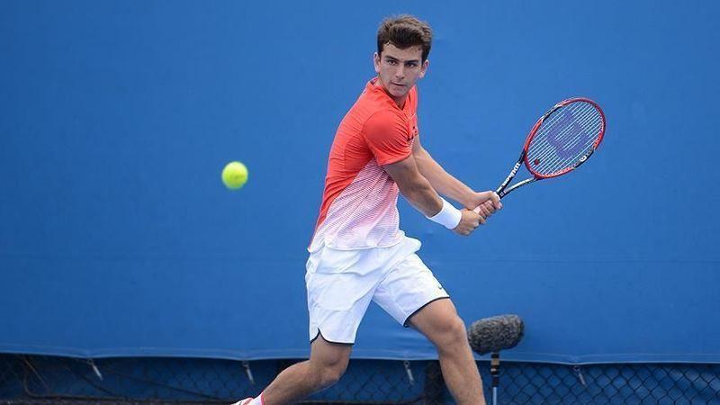 Milli tenisçi Ergi Kırkın, Almanya'da düzenlenen turnuvada şampiyon oldu