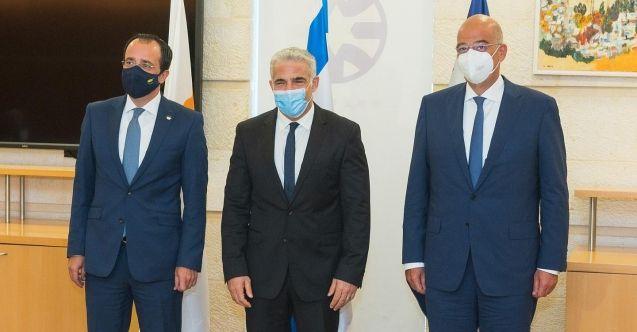 Türkiye düşmanları Kudüs'te bir araya geldiler