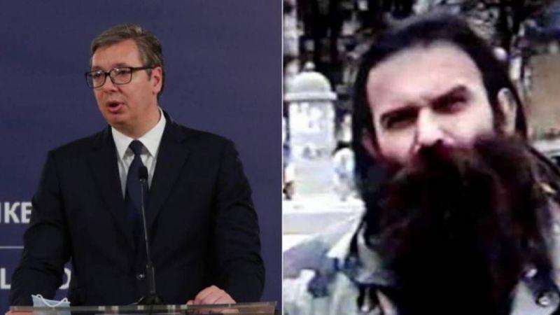 Bosna'da katil Sırbistan'da kahraman!