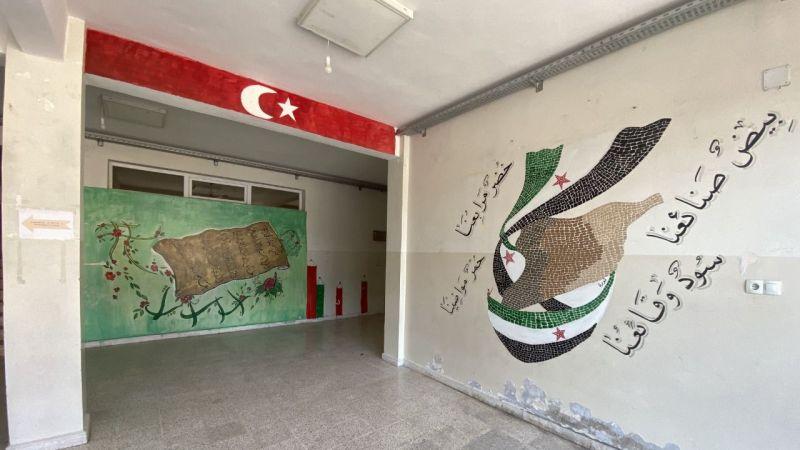 Türkiye, Fırat Kalkanı bölgesindeki yaklaşık 700 okulu eğitime kazandırdı