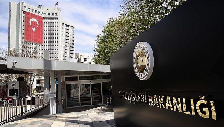 Dışişleri Bakanlığı'ndan 'iltica başvuru merkezi' haberlerine yalanlama