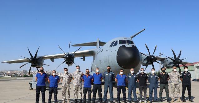 Haiti'ye 16 ton yardım malzemesi gönderildi