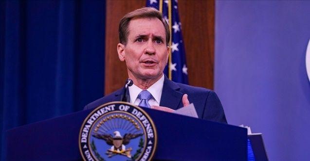 Pentagon'dan Taliban açıklaması