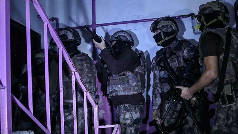 11 suçtan aranan Turuncu kategorideki terörist yakalandı