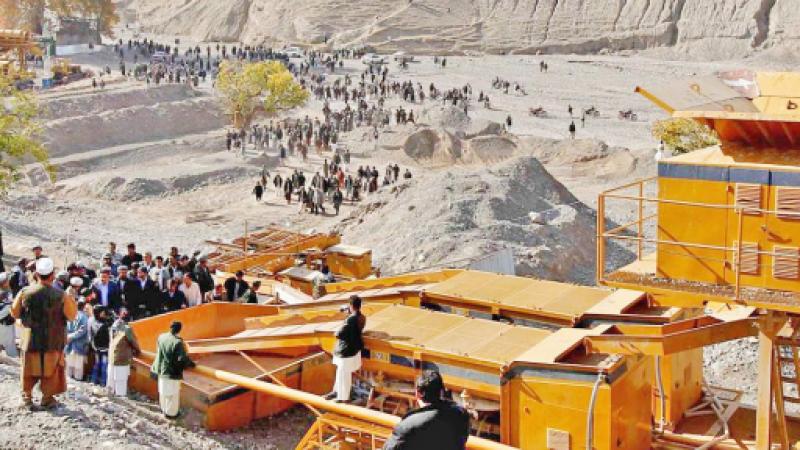 Dünyanın gözü Afganistan maden rezervlerinde