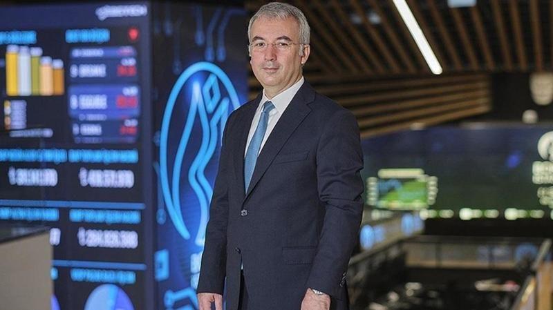 """Borsa İstanbul Genel Müdürü Korkmaz Ergun: """"Reel sektörümüze yönelik yeni finansal ürünler çıkarıyoruz"""""""