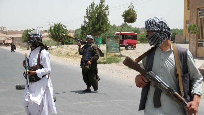 Taliban idaresinin bölgesel etkileri