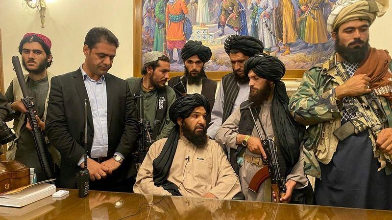 Taliban adım adım hükümeti kuruyor