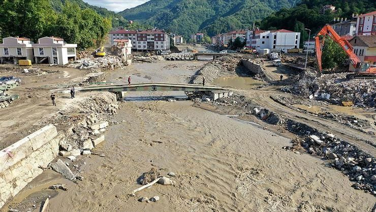 Bakan Soylu'dan yeni açıklama: Bozkurt'tan 13 bin kamyon çamur çıkarıldı