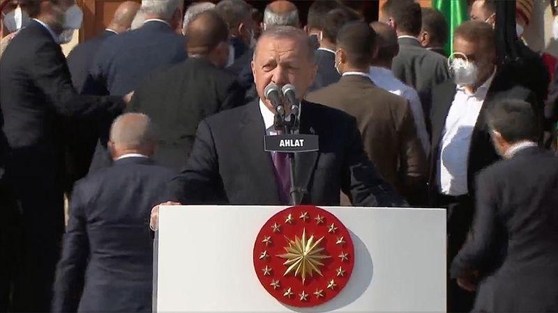 Cumhurbaşkanı Erdoğan: Her kritik meselede söz sahibi bir ülkeye dönüştük